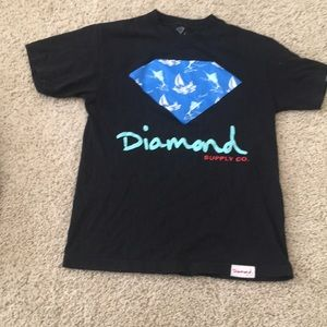 Diamond Supply Co. Shirt small